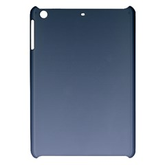 Charcoal To Cool Gray Gradient Apple iPad Mini Hardshell Case