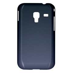 Charcoal To Cool Gray Gradient Samsung Galaxy Ace Plus S7500 Case