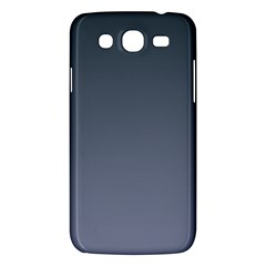 Charcoal To Cool Gray Gradient Samsung Galaxy Mega 5.8 I9152 Hardshell Case
