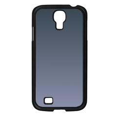 Charcoal To Cool Gray Gradient Samsung Galaxy S4 I9500 (black)