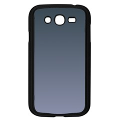 Charcoal To Cool Gray Gradient Samsung I9082(Galaxy Grand DUOS)(Black)