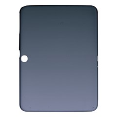 Charcoal To Cool Gray Gradient Samsung Galaxy Tab 3 (10 1 ) P5200 Hardshell Case
