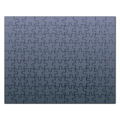 Cool Gray To Charcoal Gradient Jigsaw Puzzle (rectangle)