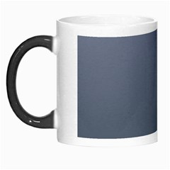Cool Gray To Charcoal Gradient Morph Mug