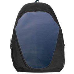 Cool Gray To Charcoal Gradient Backpack Bag
