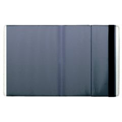 Cool Gray To Charcoal Gradient Apple Ipad 3/4 Flip Case