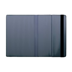 Cool Gray To Charcoal Gradient Apple iPad Mini Flip Case