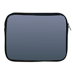 Cool Gray To Charcoal Gradient Apple Ipad 2/3/4 Zipper Case