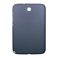 Cool Gray To Charcoal Gradient Samsung Galaxy Note 8.0 N5100 Hardshell Case