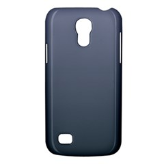 Cool Gray To Charcoal Gradient Samsung Galaxy S4 Mini Hardshell Case