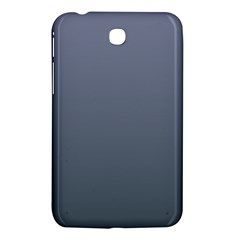 Cool Gray To Charcoal Gradient Samsung Galaxy Tab 3 (7 ) P3200 Hardshell Case