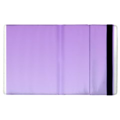 Lavender To Pale Lavender Gradient Apple iPad 3/4 Flip Case