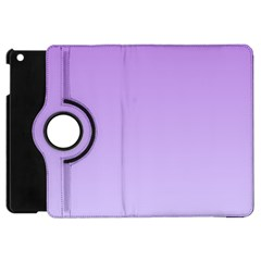 Lavender To Pale Lavender Gradient Apple iPad Mini Flip 360 Case