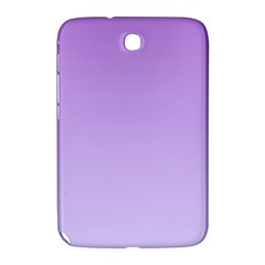 Lavender To Pale Lavender Gradient Samsung Galaxy Note 8.0 N5100 Hardshell Case