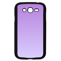 Lavender To Pale Lavender Gradient Samsung I9082(galaxy Grand Duos)(black)