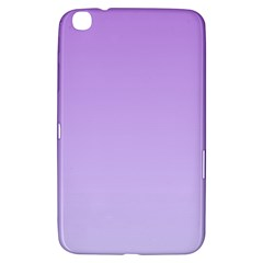Lavender To Pale Lavender Gradient Samsung Galaxy Tab 3 (8 ) T3100 Hardshell Case
