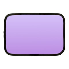 Pale Lavender To Lavender Gradient Netbook Case (Medium)