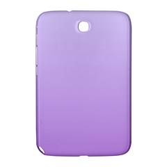 Pale Lavender To Lavender Gradient Samsung Galaxy Note 8 0 N5100 Hardshell Case
