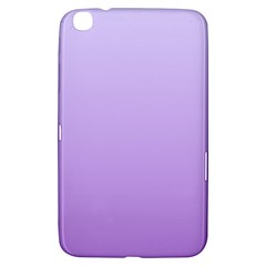 Pale Lavender To Lavender Gradient Samsung Galaxy Tab 3 (8 ) T3100 Hardshell Case