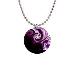 L261 Button Necklace