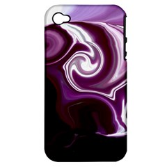 L261 Apple iPhone 4/4S Hardshell Case (PC+Silicone)
