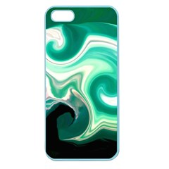 L262 Apple Seamless Iphone 5 Case (color)