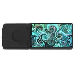 L263 2GB USB Flash Drive (Rectangle)