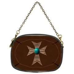 Rustic Chain Purse (one Side)