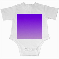 Violet To Wisteria Gradient Infant Creeper