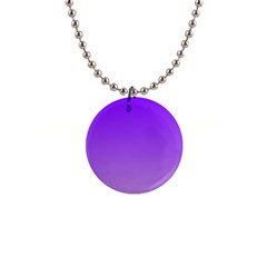 Violet To Wisteria Gradient Button Necklace