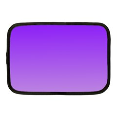 Violet To Wisteria Gradient Netbook Case (Medium)