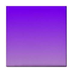 Violet To Wisteria Gradient Face Towel