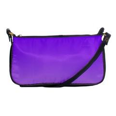 Violet To Wisteria Gradient Evening Bag
