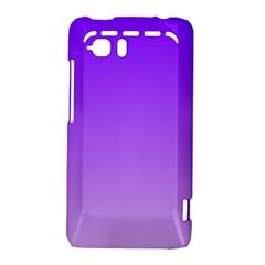 Violet To Wisteria Gradient HTC Vivid / Raider 4G Hardshell Case