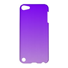 Violet To Wisteria Gradient Apple iPod Touch 5 Hardshell Case