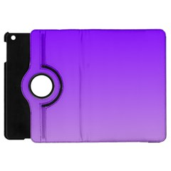 Violet To Wisteria Gradient Apple iPad Mini Flip 360 Case
