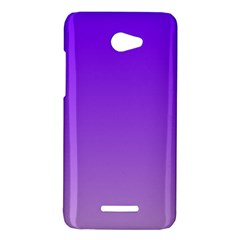 Violet To Wisteria Gradient HTC X920E(Butterfly) Case