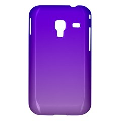 Violet To Wisteria Gradient Samsung Galaxy Ace Plus S7500 Case