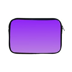 Violet To Wisteria Gradient Apple iPad Mini Zipper Case