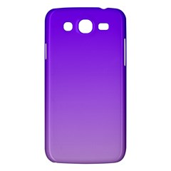 Violet To Wisteria Gradient Samsung Galaxy Mega 5 8 I9152 Hardshell Case
