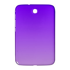 Violet To Wisteria Gradient Samsung Galaxy Note 8.0 N5100 Hardshell Case