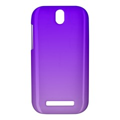Violet To Wisteria Gradient HTC One SV Hardshell Case
