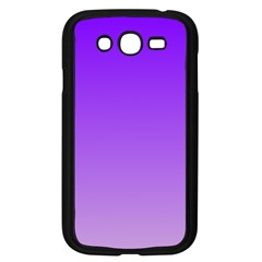 Violet To Wisteria Gradient Samsung I9082(Galaxy Grand DUOS)(Black)
