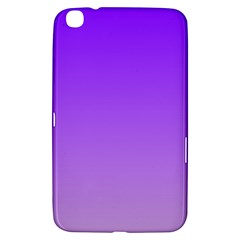 Violet To Wisteria Gradient Samsung Galaxy Tab 3 (8 ) T3100 Hardshell Case