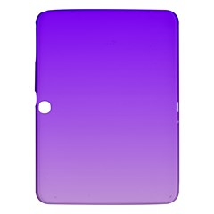 Violet To Wisteria Gradient Samsung Galaxy Tab 3 (10 1 ) P5200 Hardshell Case
