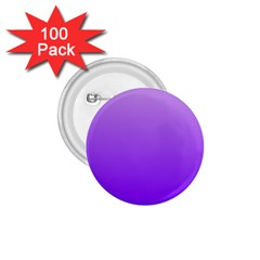 Wisteria To Violet Gradient 1.75  Button (100 pack)