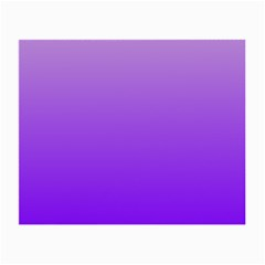 Wisteria To Violet Gradient Glasses Cloth (Small, Two Sided)