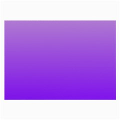Wisteria To Violet Gradient Glasses Cloth (large)