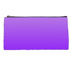 Wisteria To Violet Gradient Pencil Case