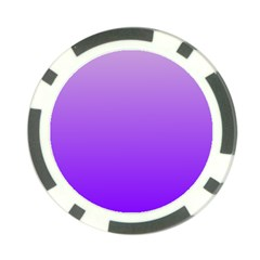 Wisteria To Violet Gradient Poker Chip 10 Pack
